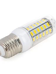 10W E26/E27 Lâmpadas Espiga T 56 SMD 5730 800-900 lm Branco Quente / Branco Frio AC 220-240 V