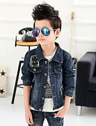 jaqueta jeans do garoto