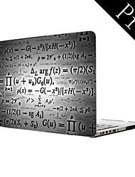 """projeto fórmulas matemáticas de corpo inteiro caixa de plástico protetora para MacBook Pro 13 """"/ 15"""" (não-retina)"""