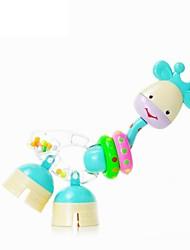 cerf bébé mignon dessin animé enfants anneau de cloche bébé hochets jouets de clochettes