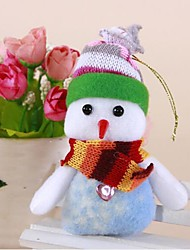 Santa Claus Snowman Hang Decorations for Christmas(Ramdon Color)