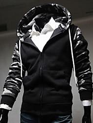 мода балахон пуховик
