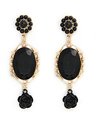 KL Women's Vintage-Inspired Earrings