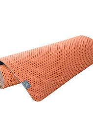 6Mm Longer Tpe Yoga Mat Green Breathe Yoga Mat