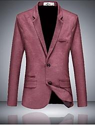 Men's Fashion Casual High Quality Slim Blazer