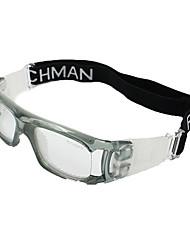 [Free Lenses] Customized Basketball Impact Resistant Plastic Rectangle Prescription Sports Glasses