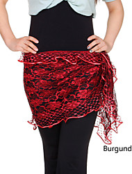 Charming Lace Belly Dance Belly Dance Belt For Lidies More Colors