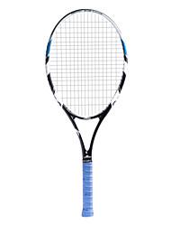 lydoo fibra de la raqueta de tenis azul de carbono