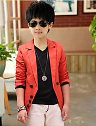Boy's Fahion Casual Suit Jacket