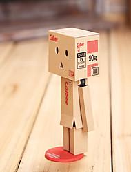 8cm jouets de dessin animé de modèle de papier lumineux Danboard danbo de poupées