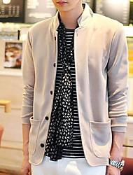 Men's Long Sleeve Regular Blazer Pure