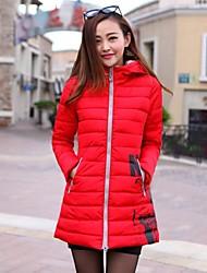 digital moda edredom grafite casaco de algodão das mulheres