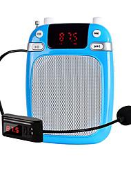 Loudspeaker Voice Amplifier Megaphone Wireless TF Support USB MP3 FM Large Power K07