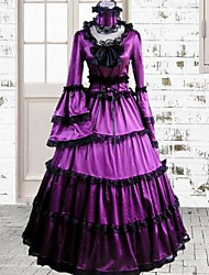 One-Piece/Dress Gothic Lolita Lolita Accessories Dress For Cotton