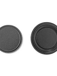 cubierta de la lente de la cámara para Nikon (sin patrón)
