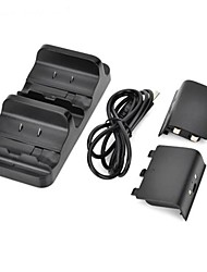 YuanBoTong  TYX-532 Charging Dock Station with Double Batteries for Xbox One