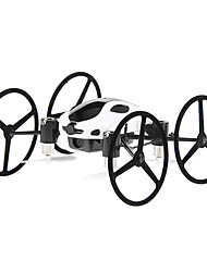 2.4G RC Flying Running Car Hybird Quadcopter with Camera Gyro