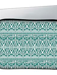 "caso h625894 formas geométricas bohemios patrón funda para portátil huado® 13 ""15"""