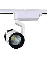 30 W 1 COB 2800 LM Warm White Track Lights AC 85-265 V