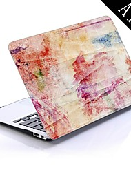 Colours Wallpaper Design Full-Body Protective Plastic Case for 11-inch/13-inch New MacBook Air