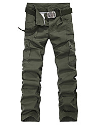 Autumn big yards leisure more than young men bag trousers loose straight outdoor sports pants BDC-3105