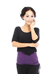 Running Clothing Sets/Suits Women's Short Sleeve Quick Dry Polyester Yoga / Pilates / Fitness / Leisure Sports Sports WearIndoor /