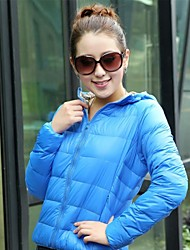 Women's Woman's Jacket / Winter Jacket / Tops Snowsports Thermal / Warm / Lightweight Materials Spring / Fall/Autumn / WinterS / M / L /