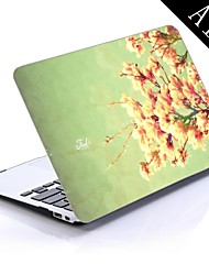 Spring Flower Design Full-Body Protective Plastic Case for 11-inch/13-inch New MacBook Air