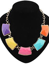 Xuanyu geometrica elegante collana all-abbinato moda europea
