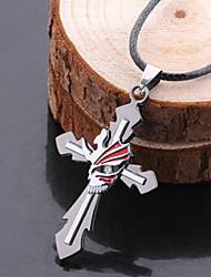 Bleach Ichigo Kurosaki Half Hollow Mask Cosplay Necklace