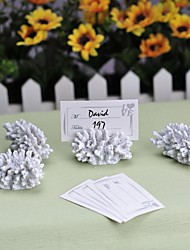 Plastic Place Card Holders - 3 Piece/Set