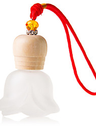 botellas pequeñas de perfume nueva flor de la llegada de techo de diseño