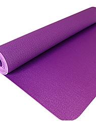 Purple Pvc Yoga Mat 6Mm Mat