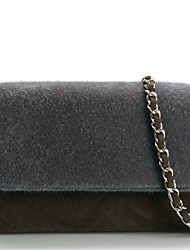 Matte Silk Casual/School Cross-Body bags/Shoulder Bags with Chain(More Colors)