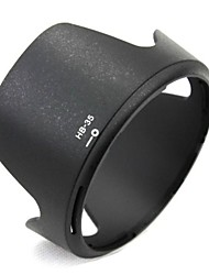 dengpin® cobertura da lente hb-35 para Nikon D5200 D3200 D7000 D7100 d90 d600 d80 af s-dx vr 18-200mm f / 3.5-5.6G lente se-ed