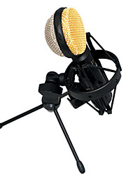 ISKSM-162 Capacitive Microphone for Recording Black