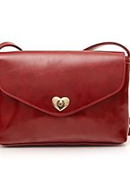 Women's Red Crossbody Bag