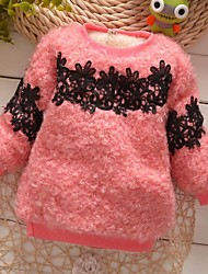 Girl's Cotton Blend Sweater & Cardigan , Winter/Spring/Fall Long Sleeve