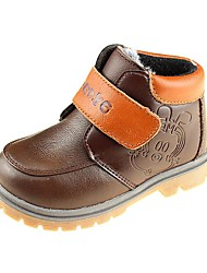 Botas ( Negro/Marrón/Amarillo ) - Comfort/Botas de nieve - Piel de becerro