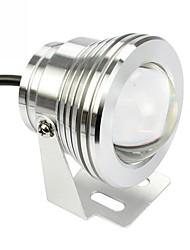 Merdia COB 1SMD LED 10W 600LM 6000K Natural White Light Fog Light / Spot Bulb / Flashing Light for Motorcycle(12V)