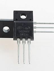 fqpf2n60c 2n60c транзистор N-канальный 600v 2а-220 (5шт)