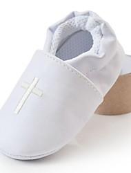 Zapatos de bebé Informal/Fiesta y Noche Cuero Artificial Mocasines Blanco