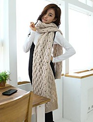 Women's Thick Twist Scarf