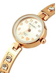 c&c casuale orologio al quarzo lega delle donne