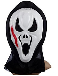 Centipede Tricky PVC Screaming Halloween Mask