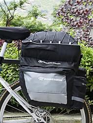 cyclisme polyester accessoires vélo équitation paquet de paquet de crémaillère étanche