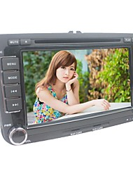 "7 ""capacitiva android4.2 2DIN carro dvd player para volkswagen com gps, bluetooth, ATV, rds, ipod, swc, wifi, canbus, rds, rádio"