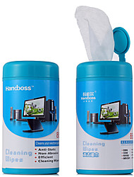 Handboss Cleaning Wet Paper for Digital Camera/Cellphone(88 PCS)