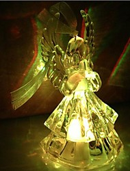 Coway Acrylic Praying Angels Colorful LED Nightlight