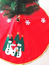 Christmas Tree Skirt Decoration Santa Claus Diameter 80CM